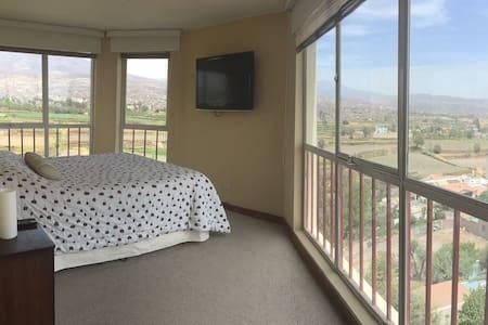 Alquilo departamento: Buena zona y exelente vista - Arequipa