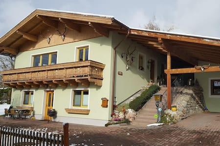 Ferienwohnung Fürthermoar - Aufhausen - Apartment