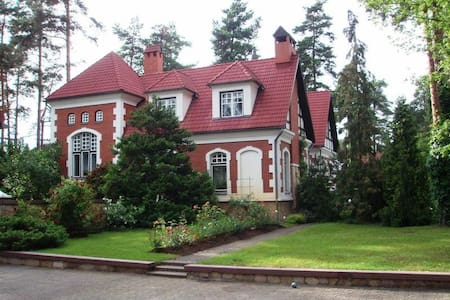 Holiday house - Priedkalne - Villa