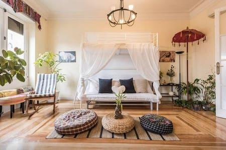 B&B cozy room  in Chueca Malasaña