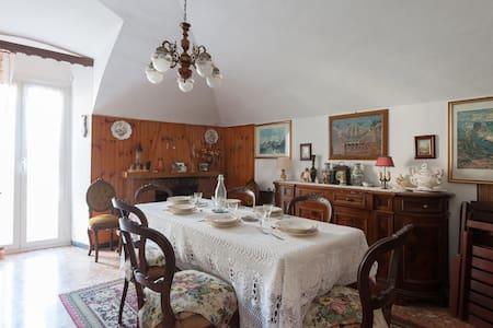 Altavia&trekking-Charming cottage - Torpiana  - Haus