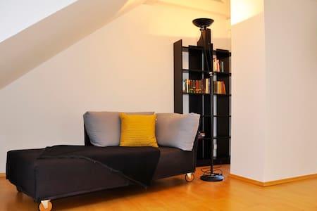Ideal für Alleinreisende oder Freunde - Stuttgart - Apartment