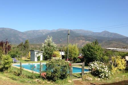 Bella Parcela Ecológica - Limache - Natur-Lodge