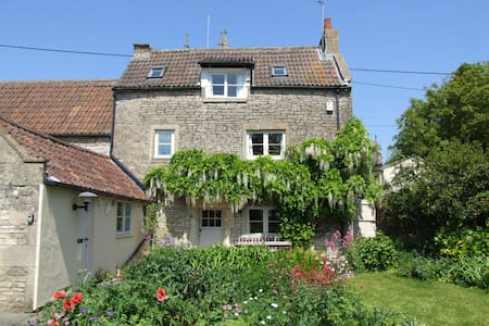 Enchanting stone cottage with woodburner near Bath - Colerne
