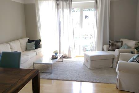 Komfortable, gemütliche Wohnung in bester Lage - Appartement