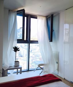 New!Central 15min,Mountain view,1min Metro3&6 - Apartament