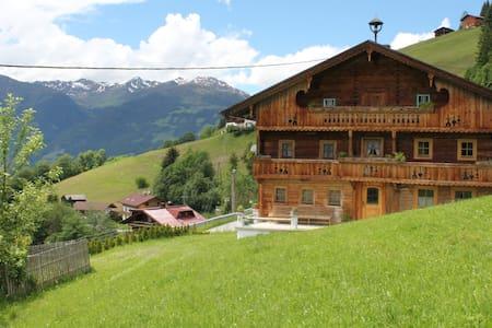 Uriges Bauernhaus - Nähe Schigebiet - Gerlosberg