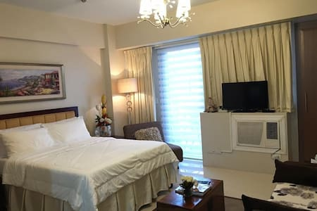 New Cozy studio type unit in RWM - Pasay - Condominium