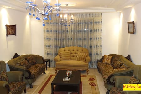 #8 Furnished flat for rent in Amman - Amman