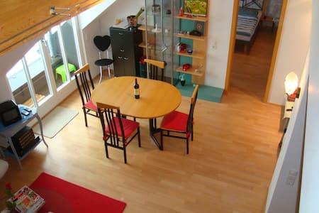 Clubhaus des Golfclubs Obere Alp - Appartamento