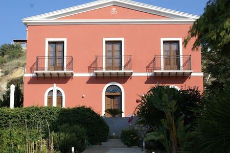 SCALA DEI TURCHI-19th CENTURY VILLA - Villa