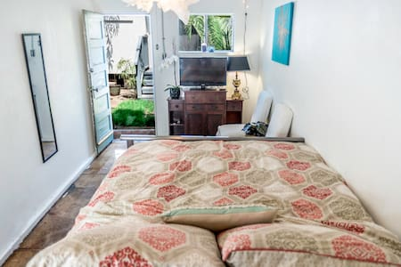 Come relax! Detached Room in Venice Beach Cottage - Los Angeles - House