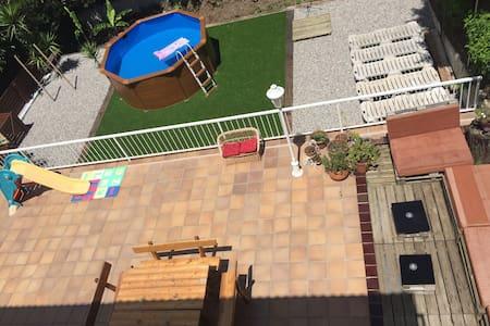 Casa con jardín al pie del Montseny - Riells i Viabrea - Casa