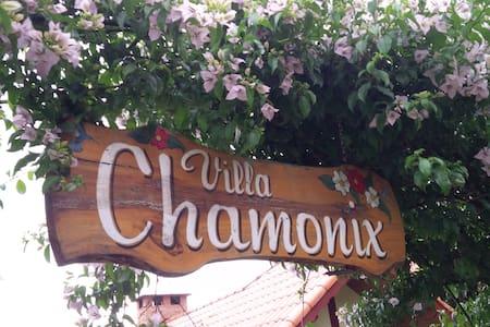 Chalé Romantico e Aconchegante - Monte Verde - Chalet