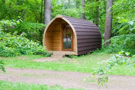 Luxury Pod in the forest - Cabana