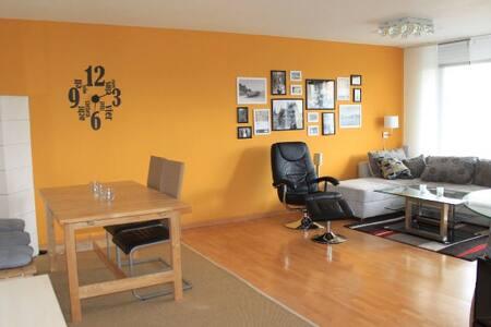 Gemütliches, helles Zimmer im Westen Münchens - Apartment