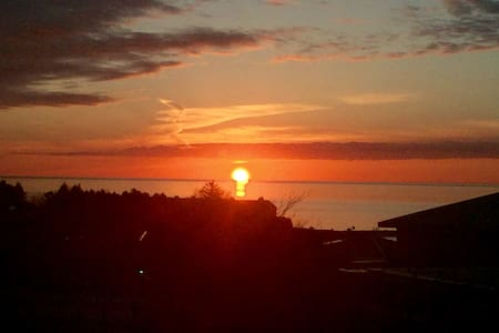 Sunset Glory - アパート