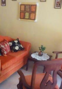Apto 2 recamaras buena ubicación - Santo Domingo - Appartement