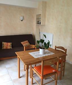 Studio calme avec petit jardin - Albi - Apartment