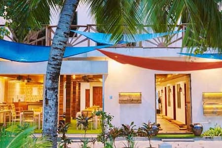 Bed and breakfast with a ocean view - Maafushi