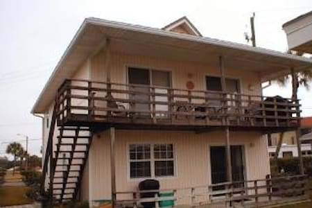 Surf Crest Village 6- Beach side cottage with access to community pool and the beach! - Saint Augustine Beach - Cabane