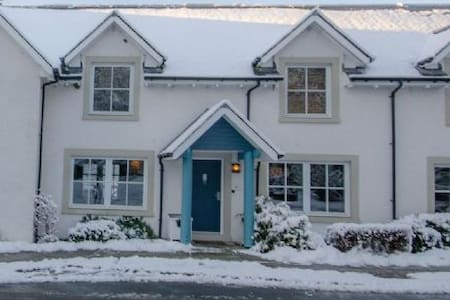 By Gleneagles with Swimming pool - Perth and Kinross