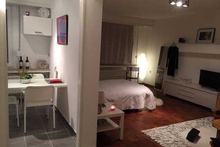 Beautiful flat in Luxembourg city - Lejlighed