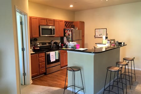 Cozy Apartment on Chatham Pwky - Apartamento