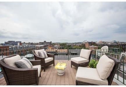 Charming South End Penthouse - Διαμέρισμα