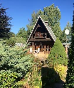Ferienhaus am Mescheriner See - Huis