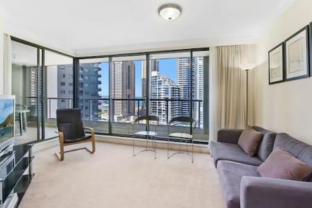 2 Bed Executive Sydney CBD Apt - Sidney - Daire