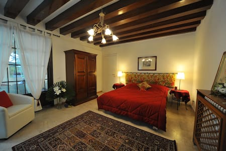 Villa delle Magnolie - Appartamento Michelangelo - Treviso - Wohnung
