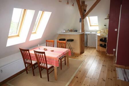 Ferienwohnung Fläming kleine FeWo - Apartment