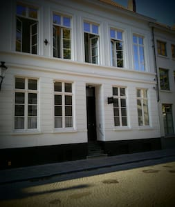 charming b&b in bruges minnewater - Brugge - Bed & Breakfast