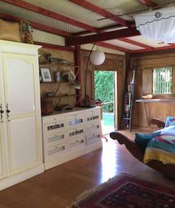 Maison de caractère Polynésienne - Bungalow