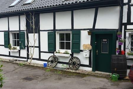 Gemütliche Wohnung in Kettwig - Essen - Apartamento