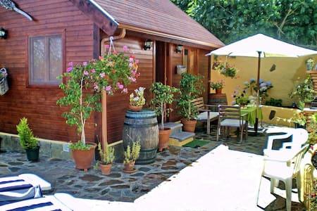 Casa El Almendro - Icod de los Vinos - Blockhütte