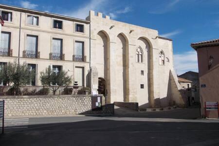 Chambre Lirou, Gite Lo Castel - Castle
