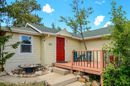 Cozy Cottage - Walk to Downtown Estes Park - 獨棟