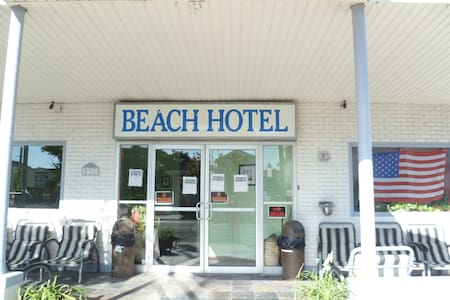 Hotel Rms W/Full bath.  Near Beach - Otros