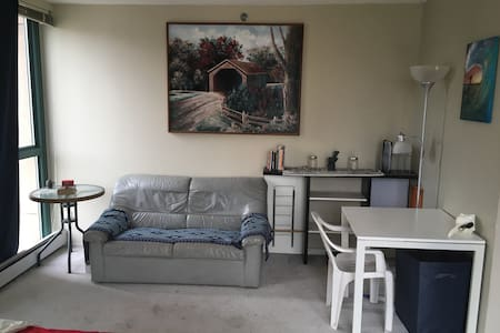 Comfy Room in the Heart of Downtown - Vancouver - Apartment