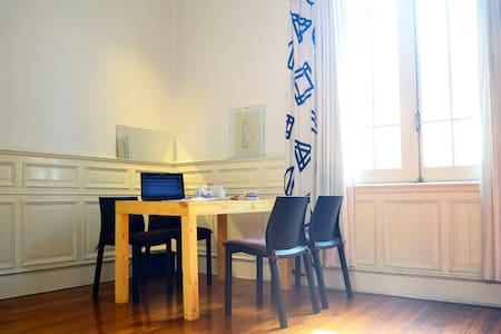 Private Room+ Bathroom+WiFi+ Excellent location!! - Buenos Aires - Apartment
