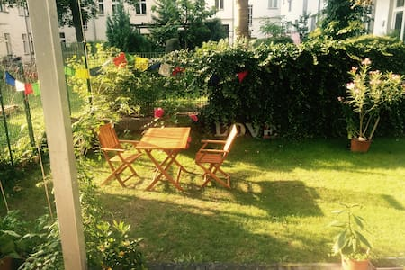 74m2 beautiful apartment with own garden - Berlin - Apartment