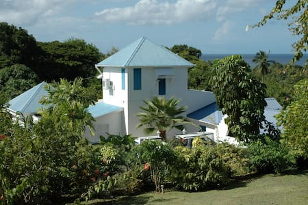 Eternity Villa, Mount Irvine, Tobago - Buccoo