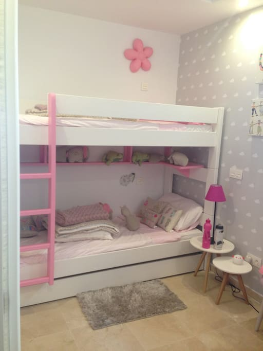 Childrens room... yes we have daughters:-)