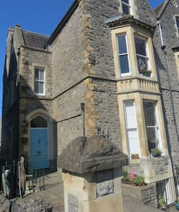 Spacious, en-suite room by the sea. - Clevedon - Bed & Breakfast