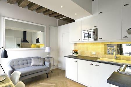 Gorgeous Marais One Bedroom