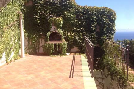 Taormina apartment terraced