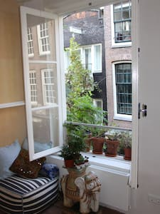 Lovely apartment in authentic central district. - Teljes emelet