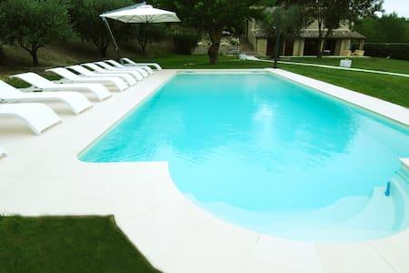 VillaAnna heatedpool - Sant'Ippolito